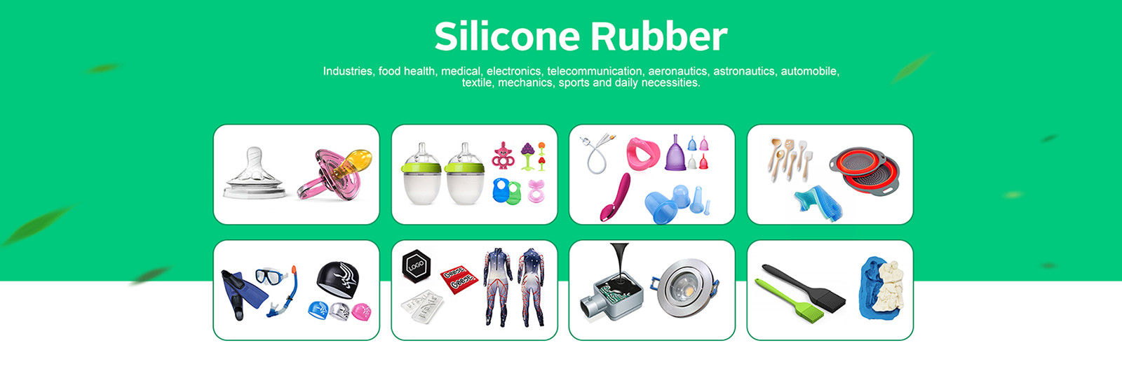 Food Grade Liquid Silicone Rubber