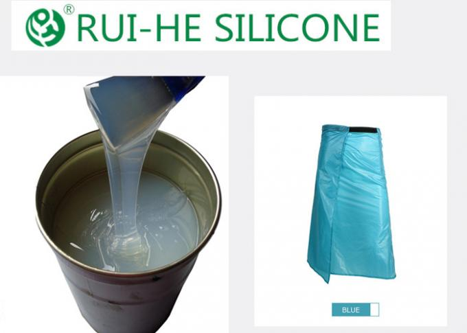 LSR Two Part Liquid Silicone Rubber Fantastic Durability RoHS Approved