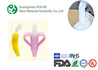 Safe Food Grade Liquid Silicone Rubber RH6250 - 25® Non Toxic And Tasteless supplier