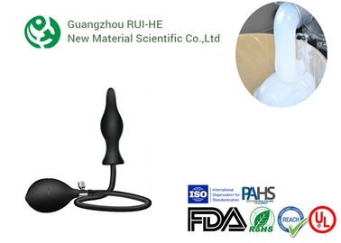 Injection Equipment Medical Grade Platinum Cured Silicone High thermal Stability supplier