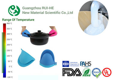 Kitchen High Temperature Silicone Rubber Rapid Vulcanization For Sanitary