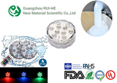 RH5350-40® Transparent Liquid Silicone Rubber High Transparency Sample Available