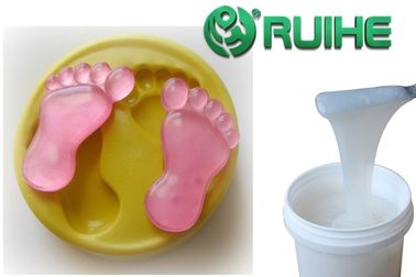 High Tear Strength Silicone Mold Making Rubber For Concrete Stone Veneer