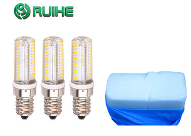 LED Lamp Soild Silicone Rubber For Light Mould Acid Resistance UL supplier