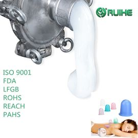 PAHS Liquid Silicone Rubber Material Two - Part Platinum - Cured Elastomer Injected Into Mold Cavity To Make