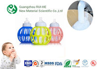 Nipple Liquid Silicone Rubber Food Grade RH5350 - 40 High Transparency  for Baby Supplies