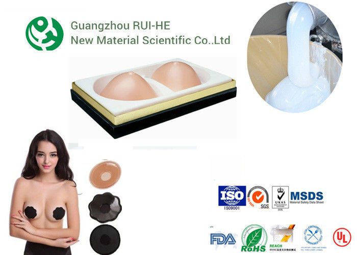 Sexy Doll Making Skin Safe Silicone Rubber Moulding Compound Life Size