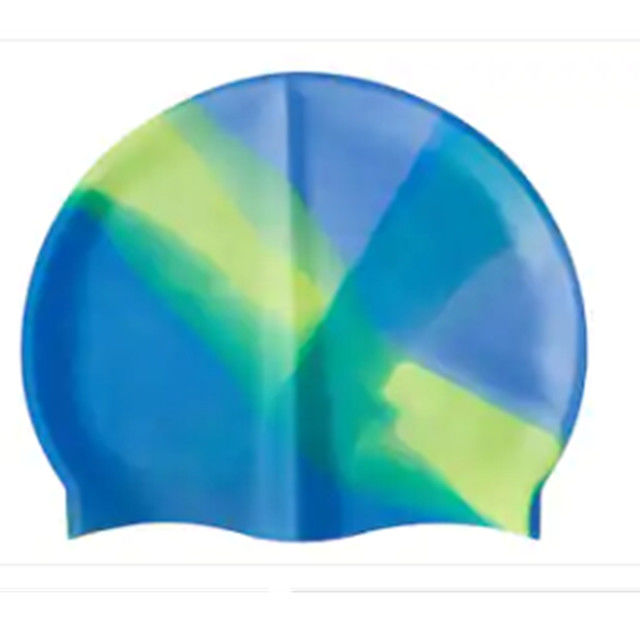 Swimming Caps Solid Silicone Rubber 100 % Purity 1 Year Shelf Life