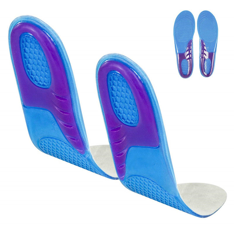 FDA Medical Grade Two Part Liquid Silicone Rubber Shoes Insole Injection Molding