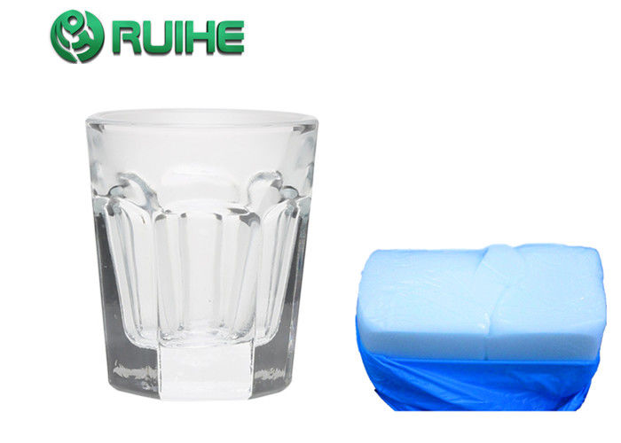 LED Lamp Soild Silicone Rubber For Light Mould Acid Resistance UL