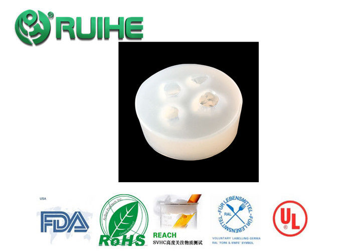 High Strength LSR Liquid Silicone Rubber For Mould Products FAD MSDS ROHS