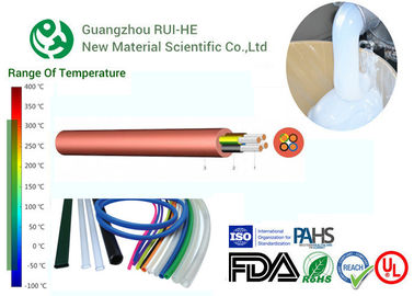 China Two Parts High Temperature Silicone Rubber / High Temperature Resistant Rubber factory