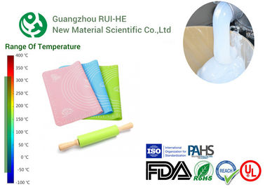 China Sanitary High Temperature Silicone Rubber RH6250 - 50CT® Acid And Alkali Resistant factory