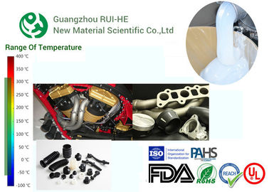 China H6250-20® Transparent Liquid Silicone Rubber Automotive REACH Approved factory