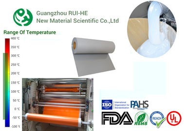 China Pressure Resistance High Temperature Silicone Rubber ODM / OEM Service factory