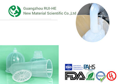 China Optics Transparent Liquid Silicone Rubber RH5350-50® High Transparency Customized Color factory