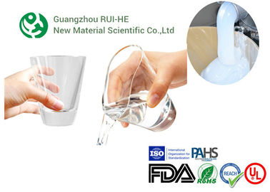 China RH5350-40® Transparent Liquid Silicone Rubber High Transparency Sample Available factory