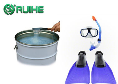 High Translucent LSR  Liquid Silicone Rubber For Diving Supplies